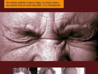 """Charla/Perfomance : """"Neofobia"""" (al arte contemporáneo) 19/10/13 junto con Victòria Pujadas"""