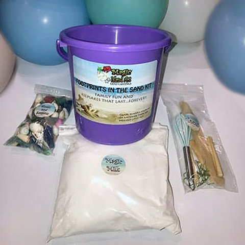 Footprints in the Sand Kit