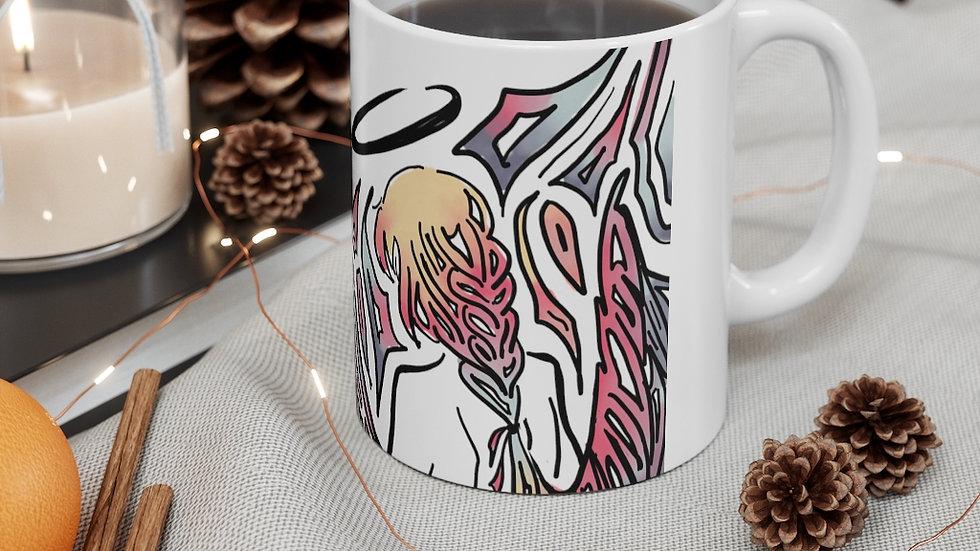 God as Boss Mug