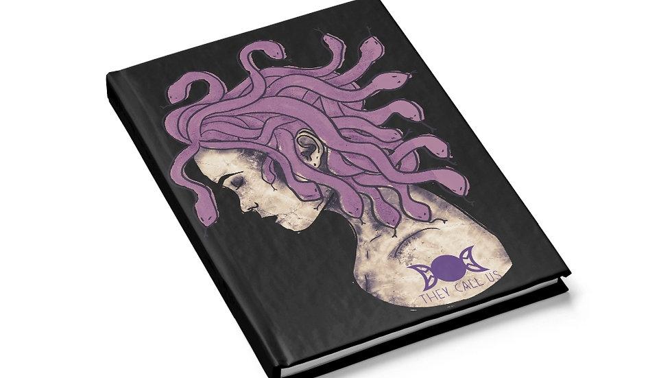 Medusa lined journal