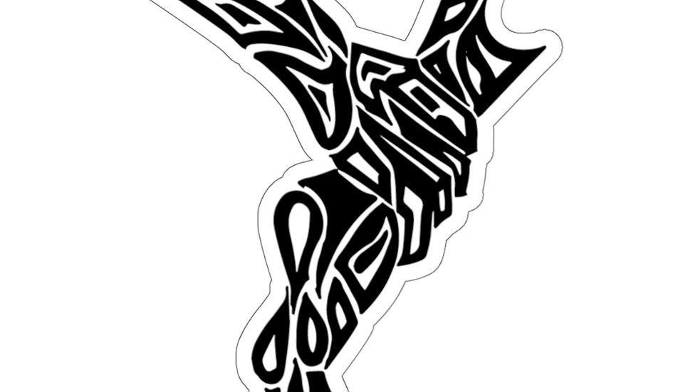 They Call Us Logo Sticker 2