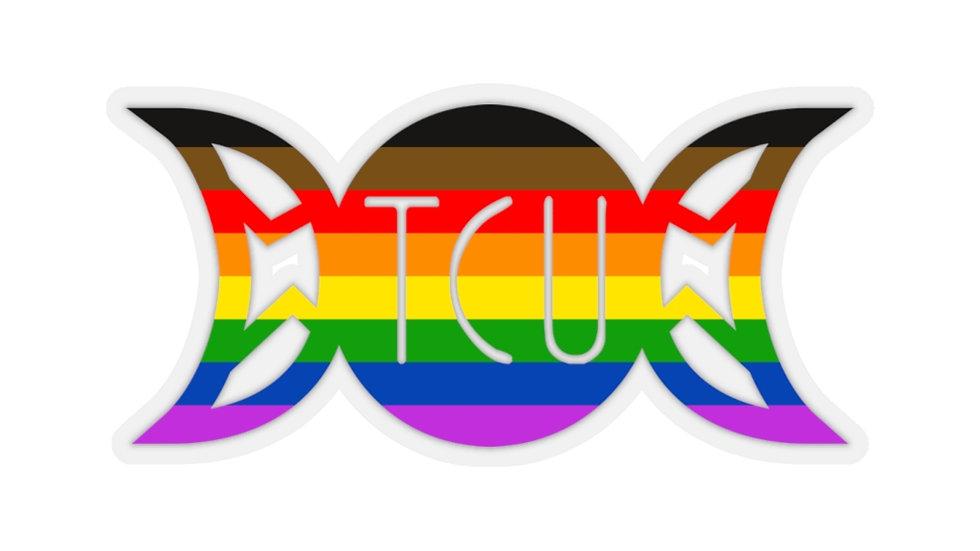 Pride Logo Stickers