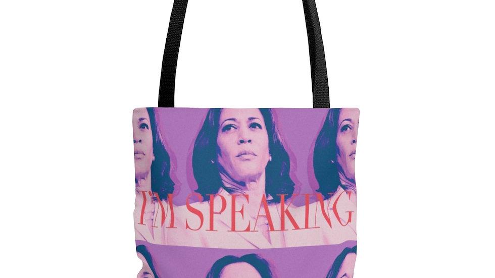 I'm Speaking Tote Bag