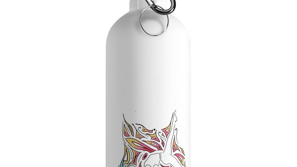 She Bends Stainless Steel Water Bottle