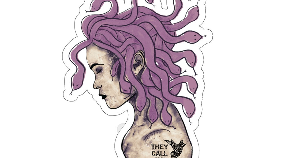 Medusa Stickers