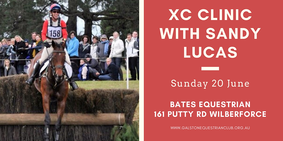 XC Training with Sandy Lucas