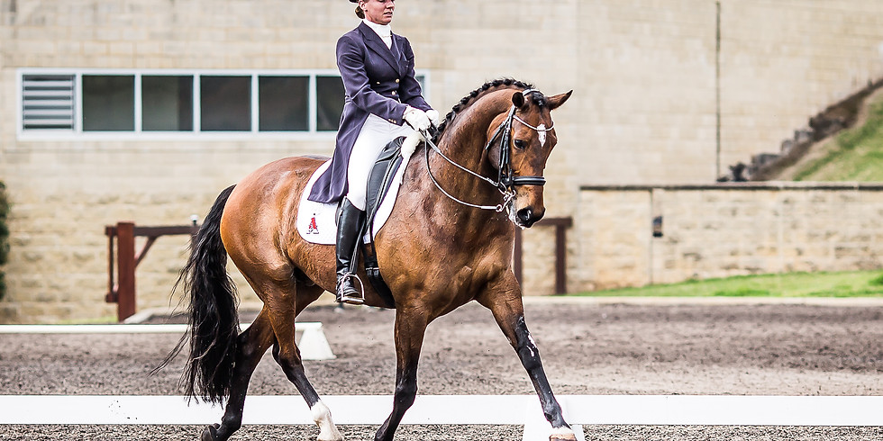 Dressage/Flat Work Clinic with Melinda Parbery