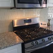 Kitchen backsplash tile installer