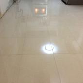 Floor tile installer
