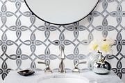 Tile contractors in Mississauga Brampton. Artisan Tile creates artistic focal points in backsplash design. There are versatile patterns including Moroccan, Spanish, traditional and contemporary designs that can create murals or naturalistic for kitchens.