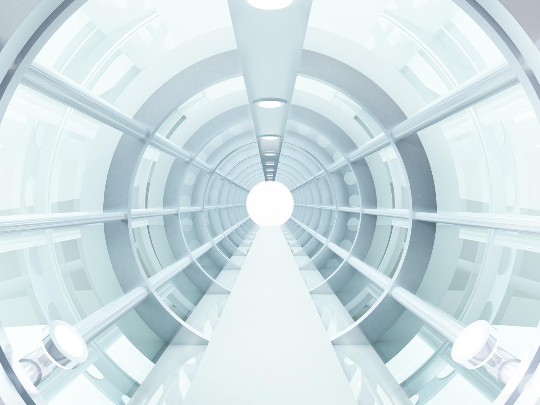 未来のトンネル
