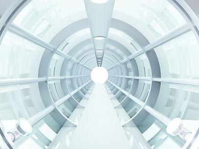 未來派隧道