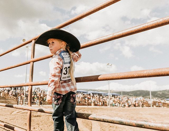 We do it for the kids! Gilroy Rodeo Pres