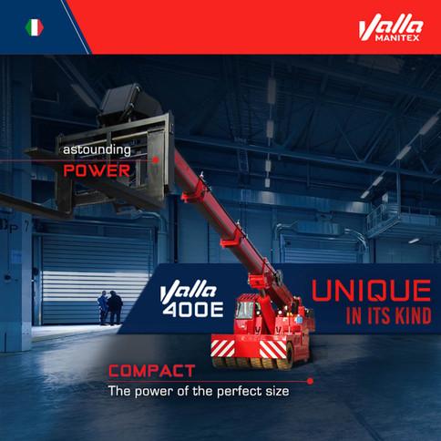 VALLA | ITALIA
