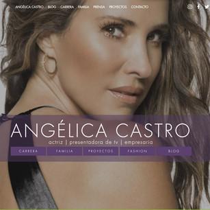 PROYECTOS | ANGÉLICA CASTRO