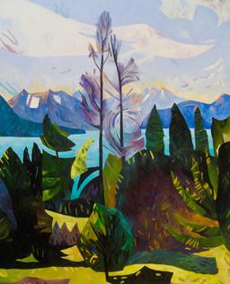 Chilco Lake  *