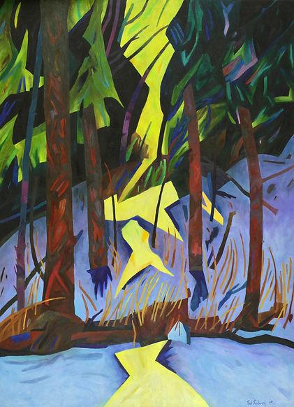 46. Winter Morning Davis Lake.jpeg