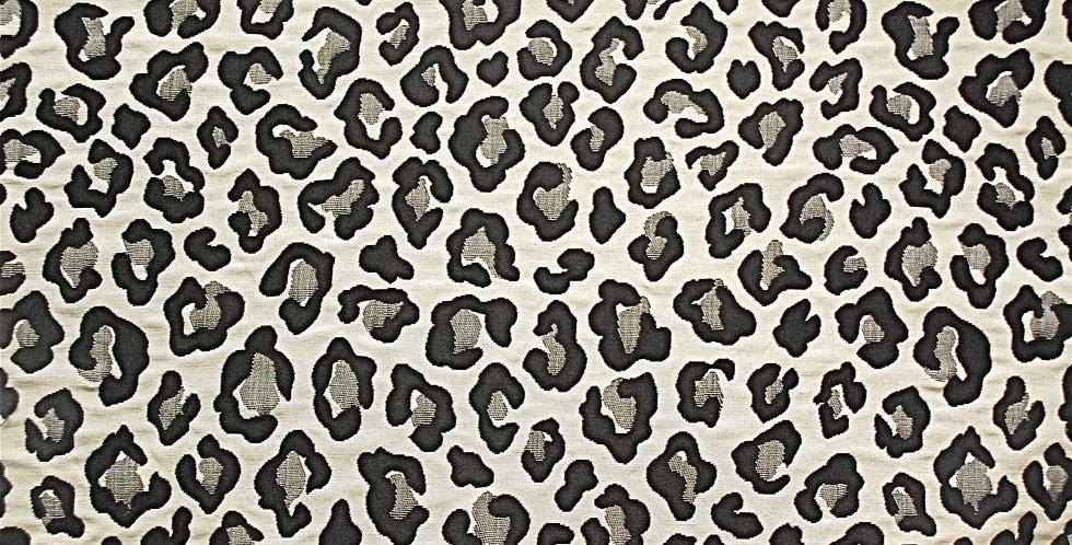 Black and Gray Cheetah Leopard
