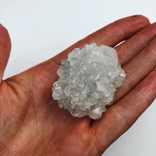 Apophyllite crystal - Sparkle