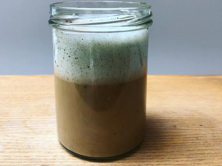 Mugwort Latte