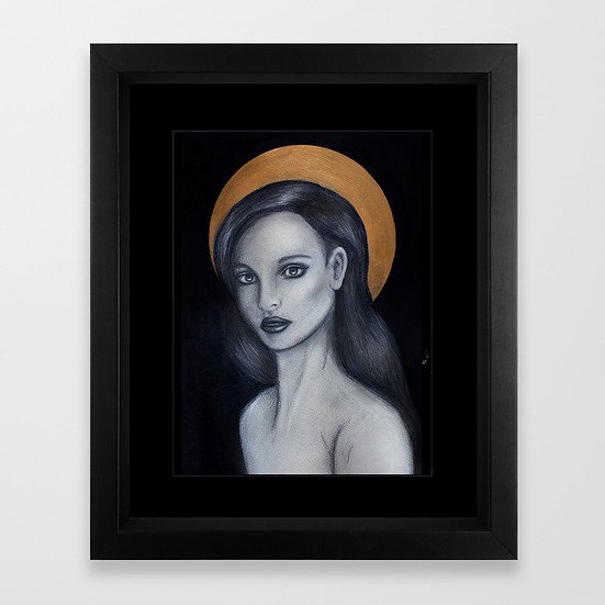 Framed and Mounted A3 Giclee prints