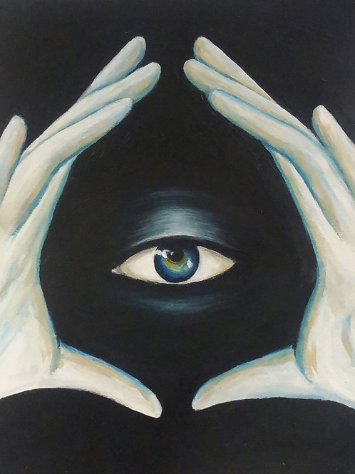 ALL SEEING