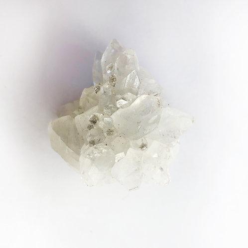 Apophyllite  - star cluster