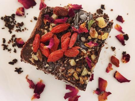 Raw Vegan Chocolate Torte