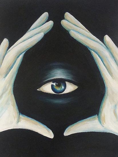 AWAKENING - Original Art