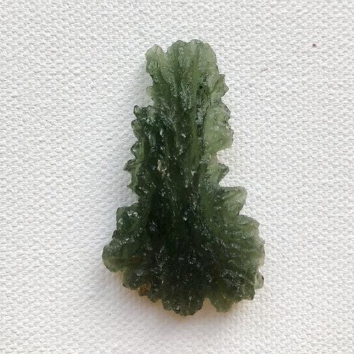 Stunning Moldavite crystal