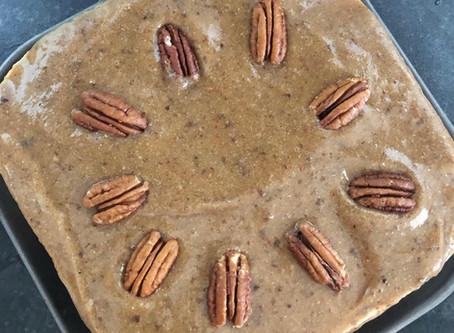 Raw Vegan Salted Caramel Cheesecake
