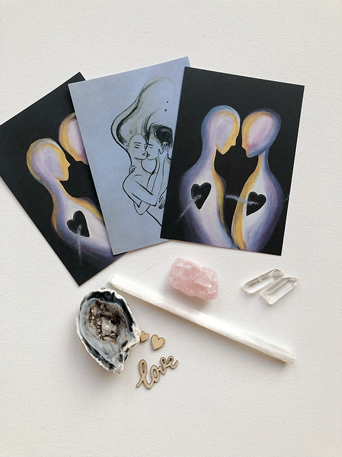 Crystal gift bundle