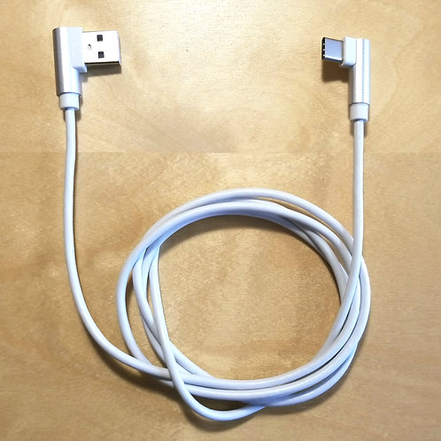 Joey T3 - 90° USB A-to-C Cable - 3 ft (1m) (Alt T3 Cable)
