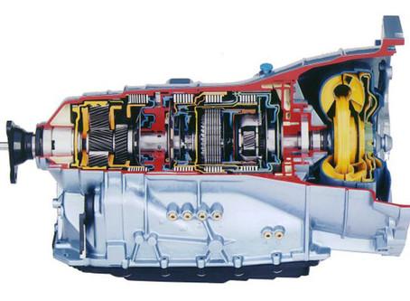 ZF 6HP26 transmission