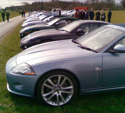 jaguar xk club