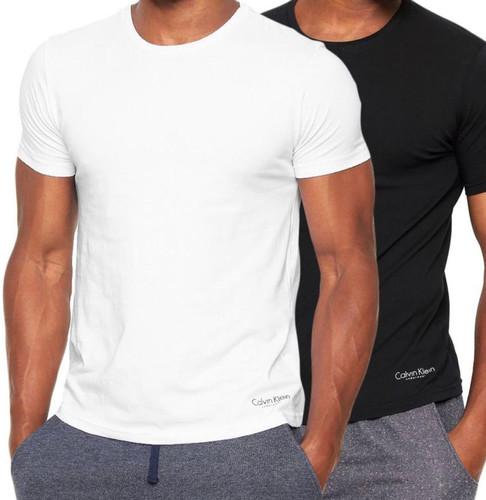 9abf02d67 Kit 2 Camisetas Calvin Klein Underwear Básicas