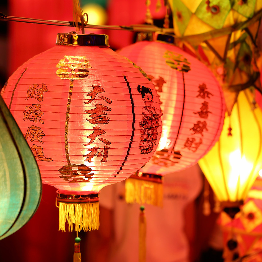 CHINESE NEW YEAR SATSANG ~ The Year of the Earth Pig ~ Reading & Healing