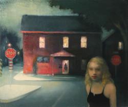 Girl on the Corner