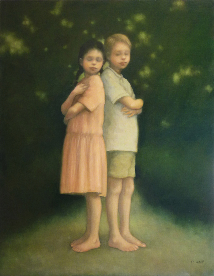 A Girl and a Boy (Version II)
