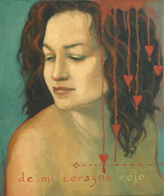 2006 --- de mi corazon rojo