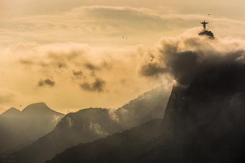 O Cristo Voando