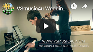 VSMUSIC4U WEDDING MUSIC VENDOR LONG ISLA