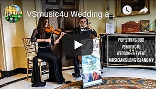 string duo violin cello wedding musician