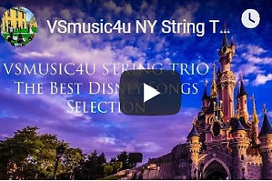 disney music string trio vsmusic4u. weddin ceremony musicians long island new york, new york wedding musicians, disney music, book weddn violinist cellist nyc