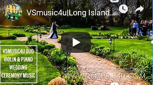 vsmusic4u duo violin piano wedding cerem