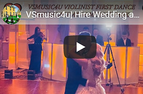 vsmusic4u violinist first dance the pala