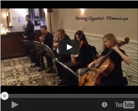 Interested in hiring a String Quartet in the New York City, NY area?  Booking tips and advices.