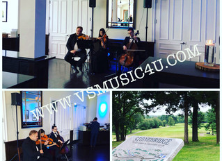 CONGRATULATIONS TO ALL OUR COUPLES THIS WEEK!!! VSMUSIC4U STRING TRIO, STRING DUO, STRING QUARTET, J
