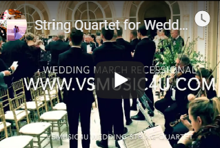 NEW VIDEOS AVAILABLE ON OUR WEBSITE'S VIDEO LIBRARY AND YOUTUBE CHANNEL - VSMUSIC4U WEDDING STRI