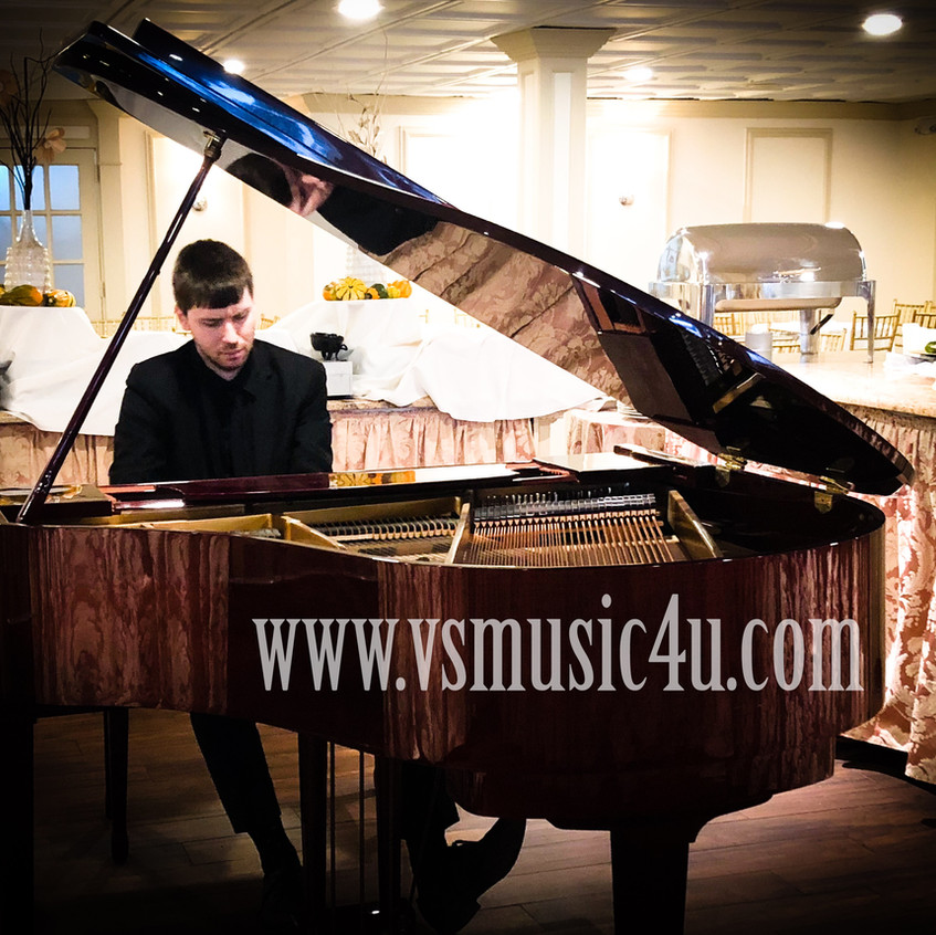 wedding pianist in long island nyc